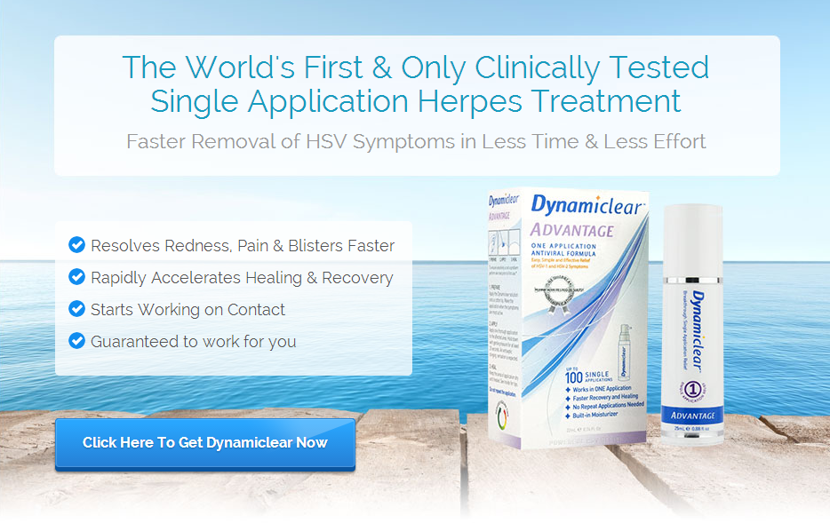 Herpes cure - dynamiclear